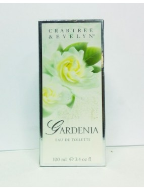 Crabtree &Evelyn Gardenia Eau de Toilette 100ml