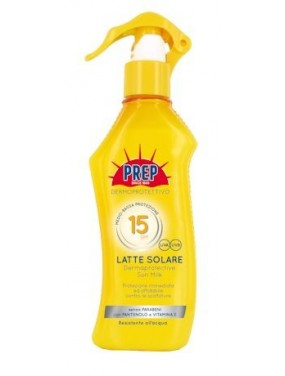Prep Latte Solare Spray SPF15