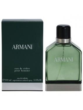 Armani Eau de Cedre pour Homme 50 ml vapo