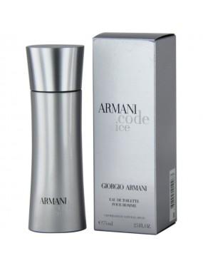 Armani Code Ice Edt pour homme 75ml vapo