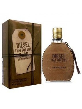 Diesel Fuel For Life Eau de Toilette Homme 50ml vapo