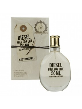 Diesel Fuel For Life 50ml Eau de Parfum Customizable