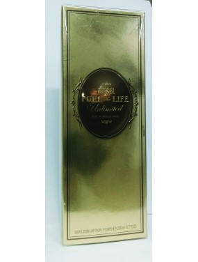 Diesel Fuel For Life Unlimited Women Only Body Lotion 200ml