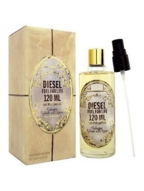 Diesel Fuel For Life 120 ml Cologne Splash and Spray
