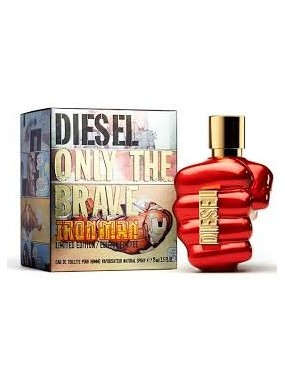 Diesel Only The Brave Iron Man Limited Edition edt 75ml