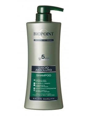 BIOPOINT - Professional Shampoo Liscio Assoluto - capelli lisci 400ml