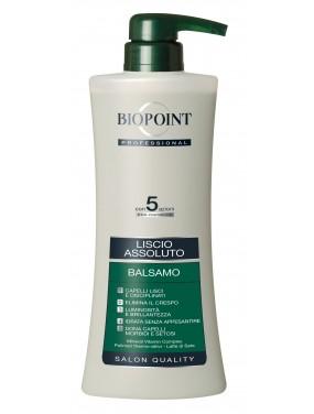 BIOPOINT - Professional Balsamo Liscio Assoluto 400 ml