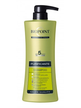 BIOPOINT - Professional Shampoo Purificante 400ml