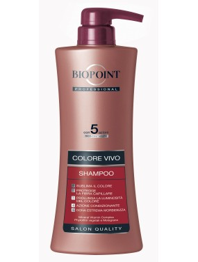 BIOPOINT - Professional Shampoo Colore Vivo 400ml