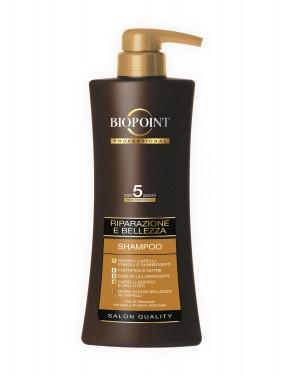BIOPOINT - Professional Shampoo Riparazione e Bellezza 400 ml