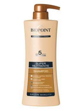 BIOPOINT - Professional Shampoo Super Nutriente 400ml