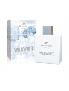 ROCKFORD HOMME WILDWHITE EAU DE TOILETTE 100 ML
