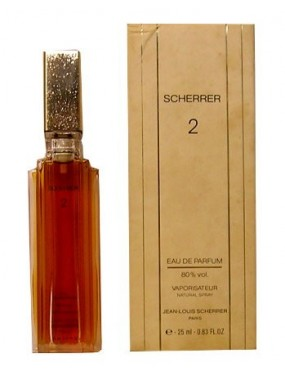 Jean Louis SHERRER 2 edp 25ml