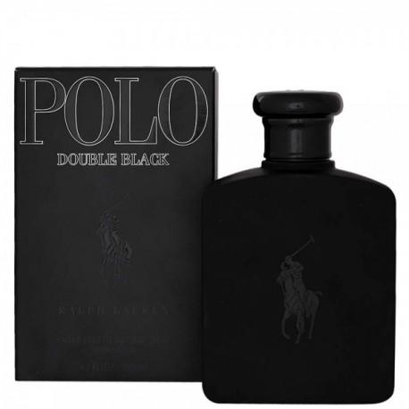 Ralph Lauren Polo Double Black Eau de toilette 125 ml vapo