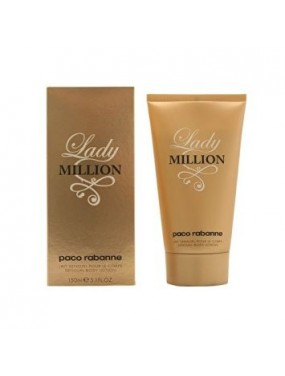 PACO RABANNE - LADY MILLION BODY LOTION 150