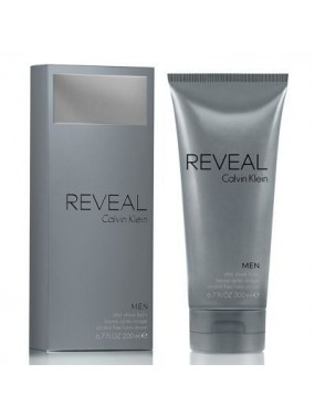 Calvin Klein reveal Men After Shave Balm 200 ml