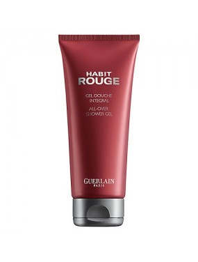 Guerlain Habit Rouge All Over shower gel 200 ml