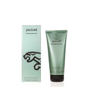 Jaguar Performance Hair & Body Shampoo 200 ml