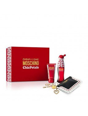 Moschino CHEAPandCHIC Eau de Toilette 50 ml + Lait D'Ironie 50 ml + pochette