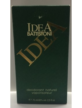 Battistoni IDEA Deodorante vapo 75ml