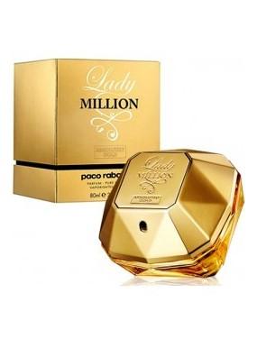Paco Rabanne Lady Million Absolutely Gold Parfum 80 ml vapo
