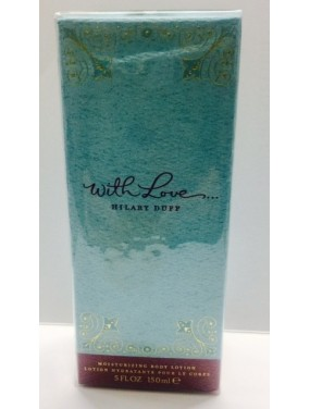 WITH LOVE by Hilary Duff BODY LOTION 150 ML
