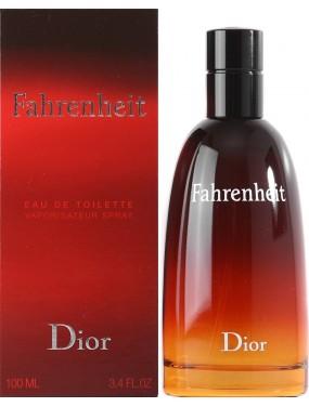 Christian Dior Fahreneit Eau de Toilette 100 ml vapo