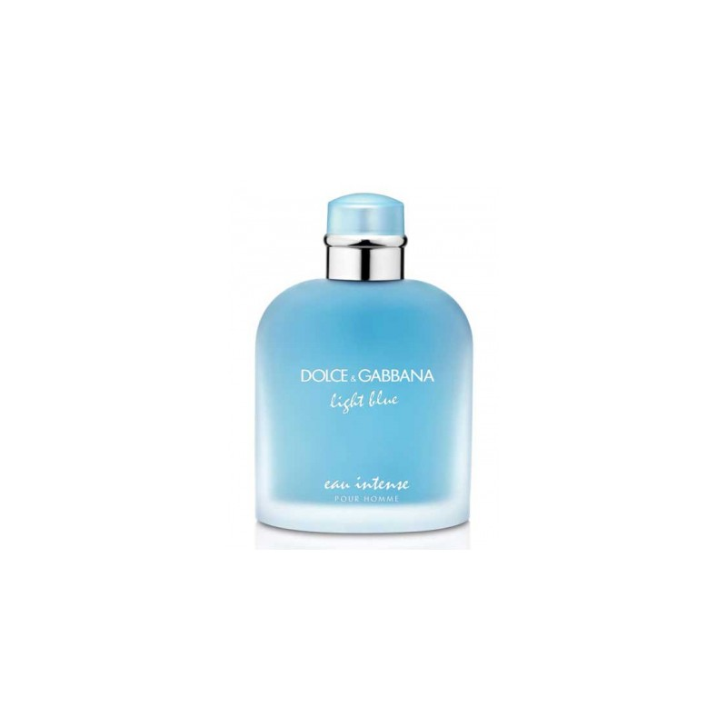 dolce gabbana light blue eau intense pour homme 50 ml vapo profumerie sergnese srl. Black Bedroom Furniture Sets. Home Design Ideas