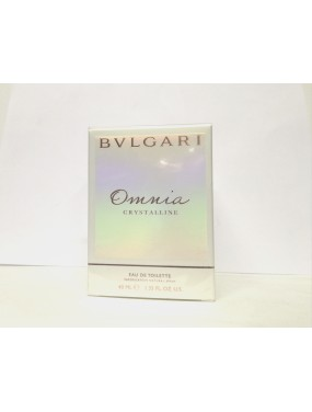 Bulgari Omnia Crystalline Edt vapo 40 ml