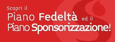 Piano Fedeltà e Sponsorizzazione